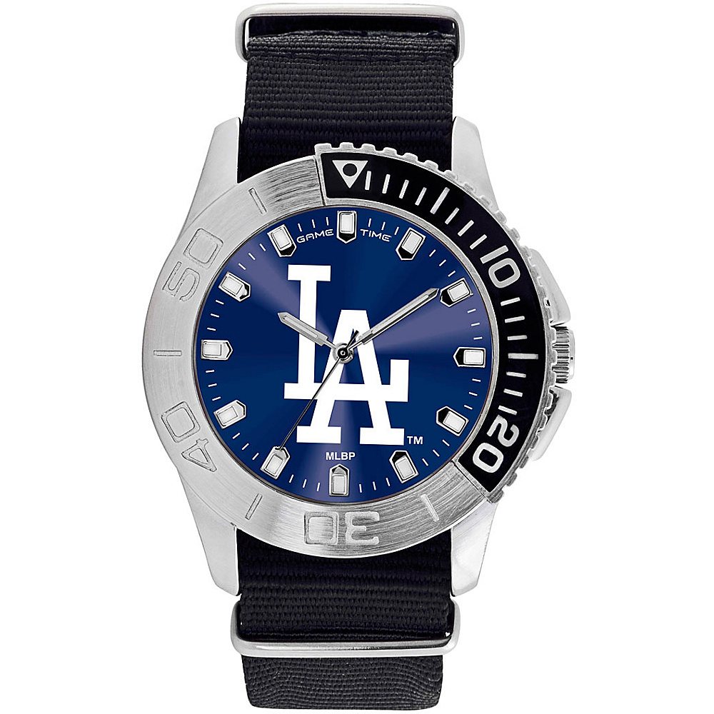 Game Time Mens Starter-MLB Watch Los Angeles Dodgers - Game Time Watches - Fashion Accessories, Watches