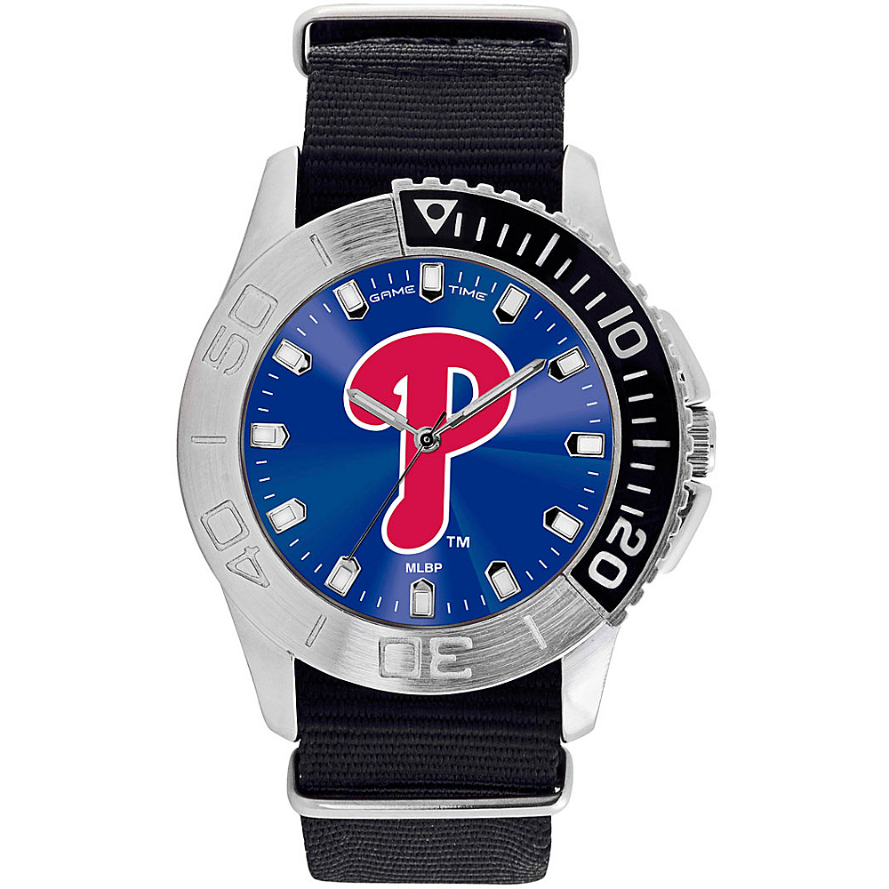 Game Time Mens Starter-MLB Watch Philadelphia Phillies - Game Time Watches - Fashion Accessories, Watches