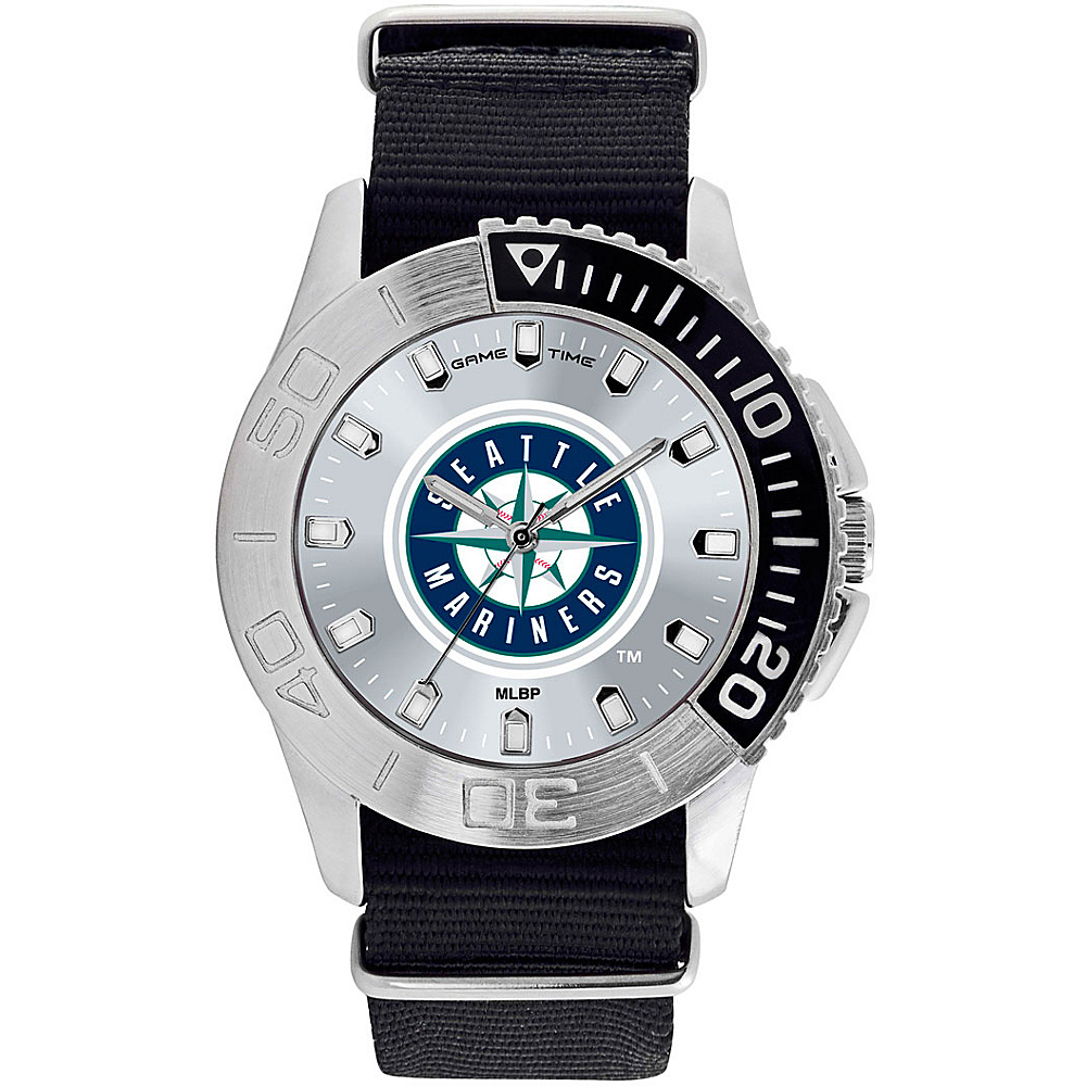 Game Time Mens Starter-MLB Watch Seattle Mariners - Game Time Watches - Fashion Accessories, Watches