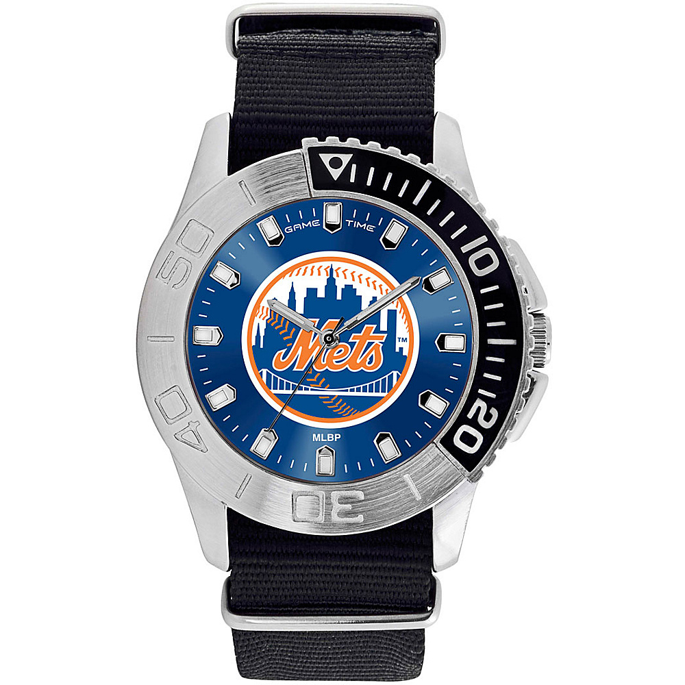 Game Time Mens Starter-MLB Watch New York Mets - Game Time Watches - Fashion Accessories, Watches