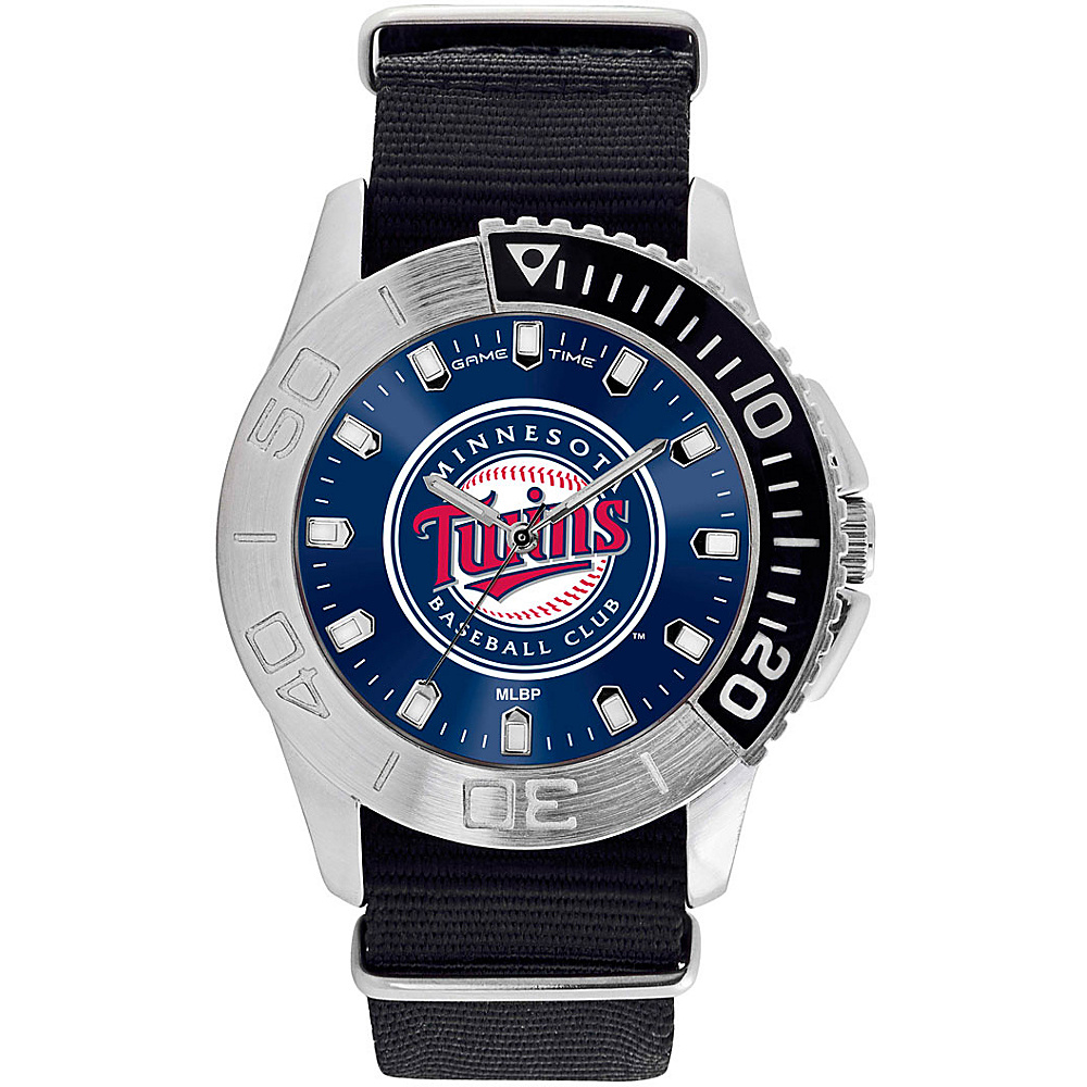 Game Time Mens Starter-MLB Watch Minnesota Twins - Game Time Watches - Fashion Accessories, Watches