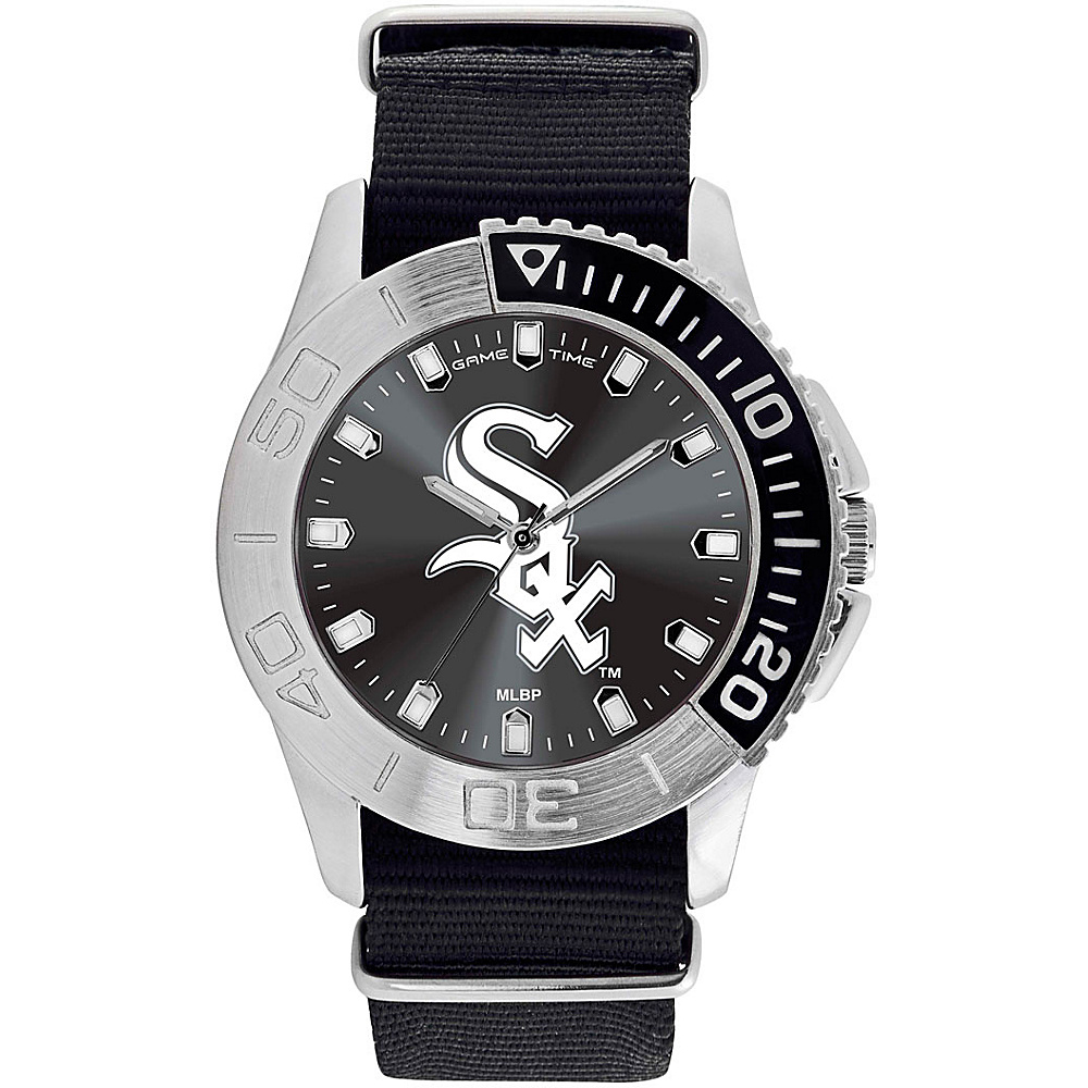 Game Time Mens Starter-MLB Watch Chicago White Sox - Game Time Watches - Fashion Accessories, Watches