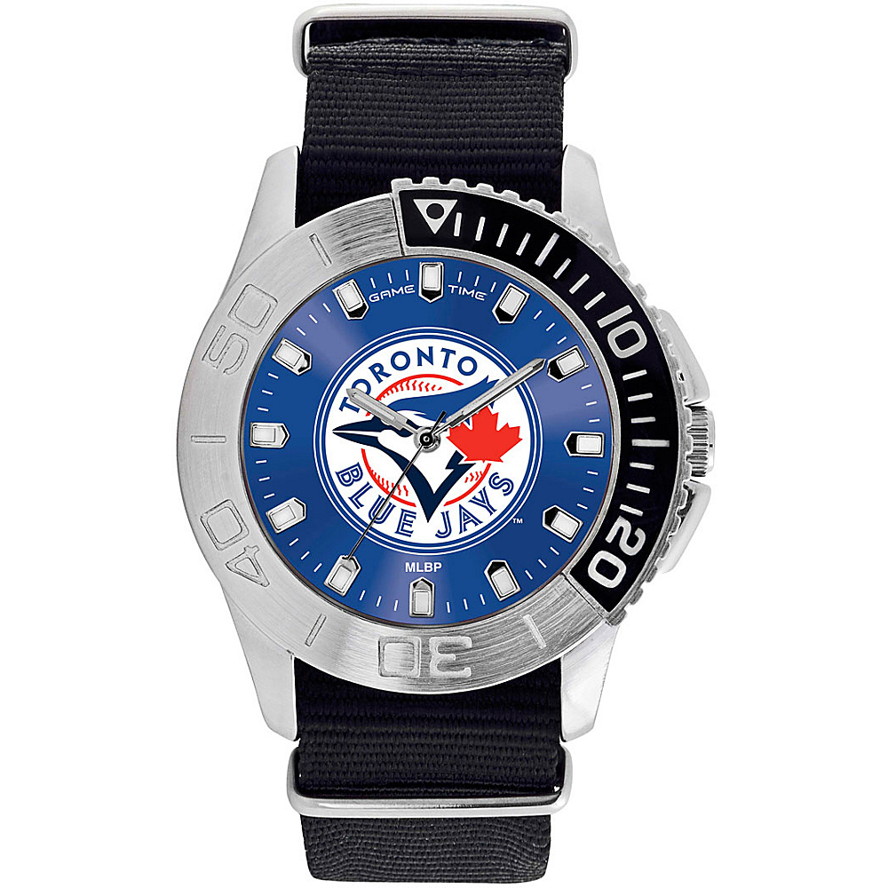 Game Time Mens Starter-MLB Watch Toronto Blue Jays - Game Time Watches - Fashion Accessories, Watches