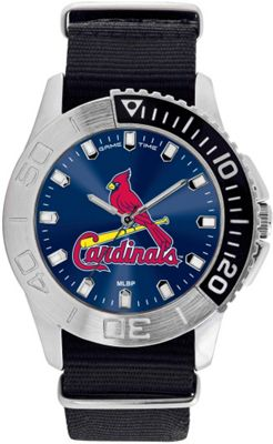 Gametime Men's Game Time Starter Series MLB - St Louis Cardinals Analog Watches