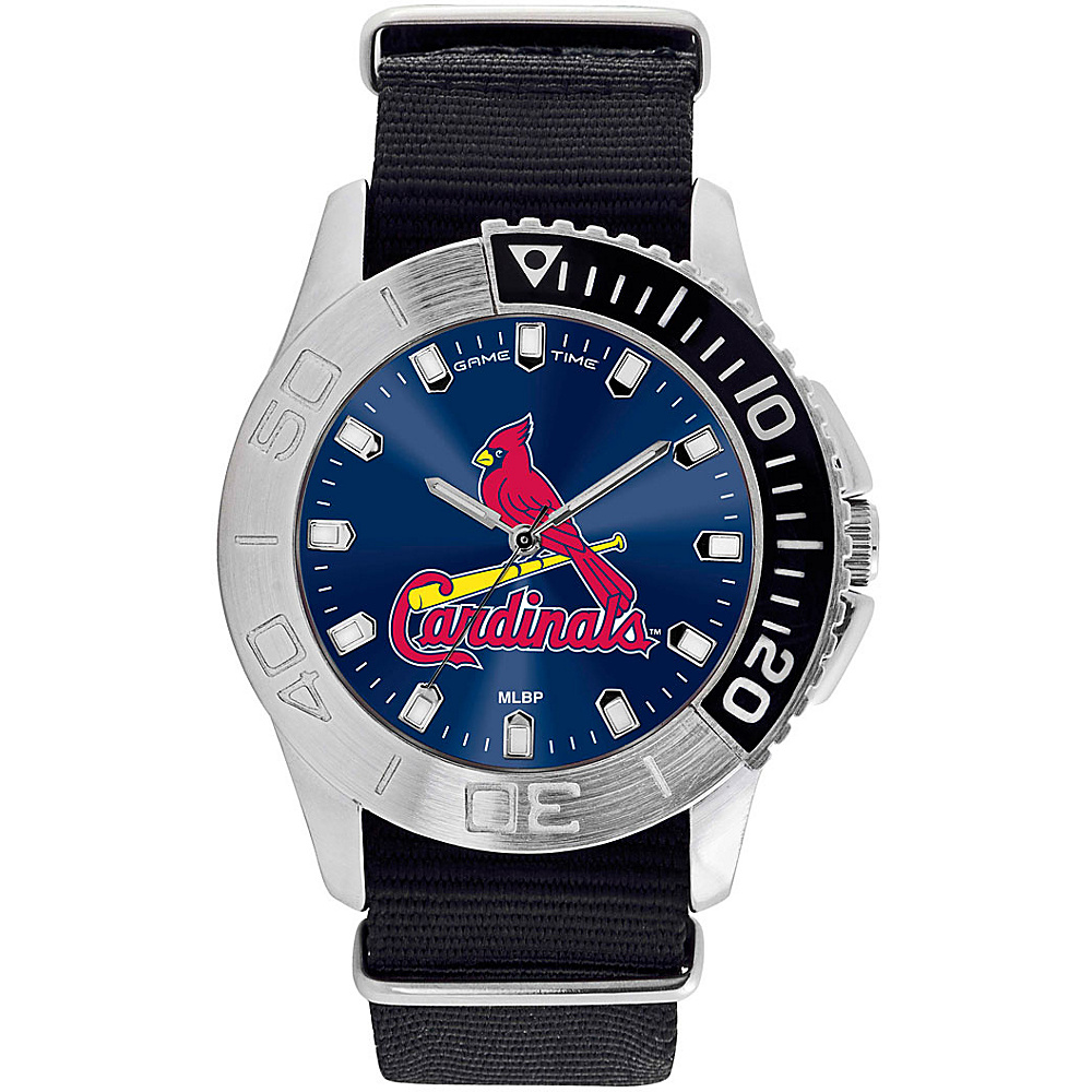 Game Time Mens Starter-MLB Watch St Louis Cardinals - Game Time Watches - Fashion Accessories, Watches