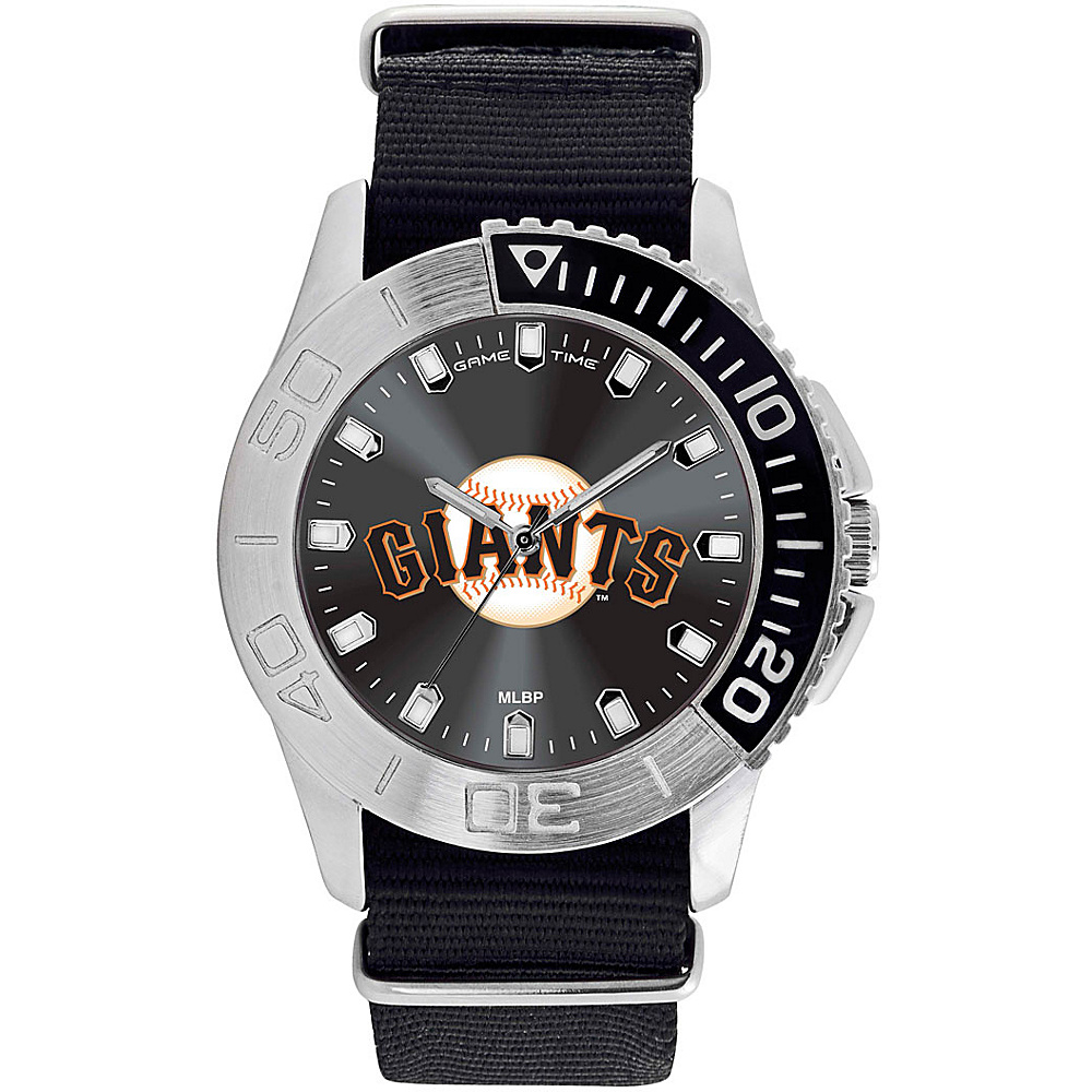 Game Time Mens Starter-MLB Watch San Francisco Giants - Game Time Watches - Fashion Accessories, Watches