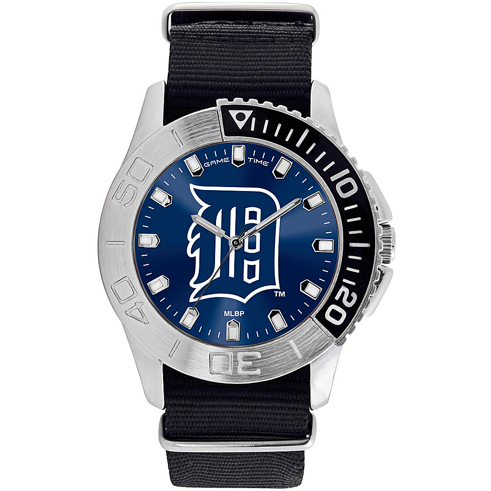Game Time Mens Starter-MLB Watch Detroit Tigers - Game Time Watches - Fashion Accessories, Watches
