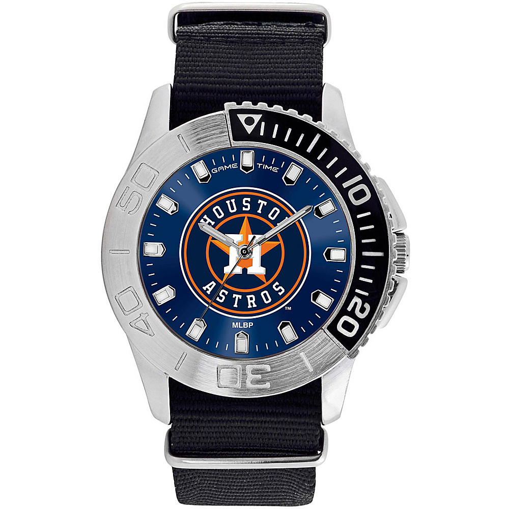 Game Time Mens Starter-MLB Watch Houston Astros - Game Time Watches - Fashion Accessories, Watches