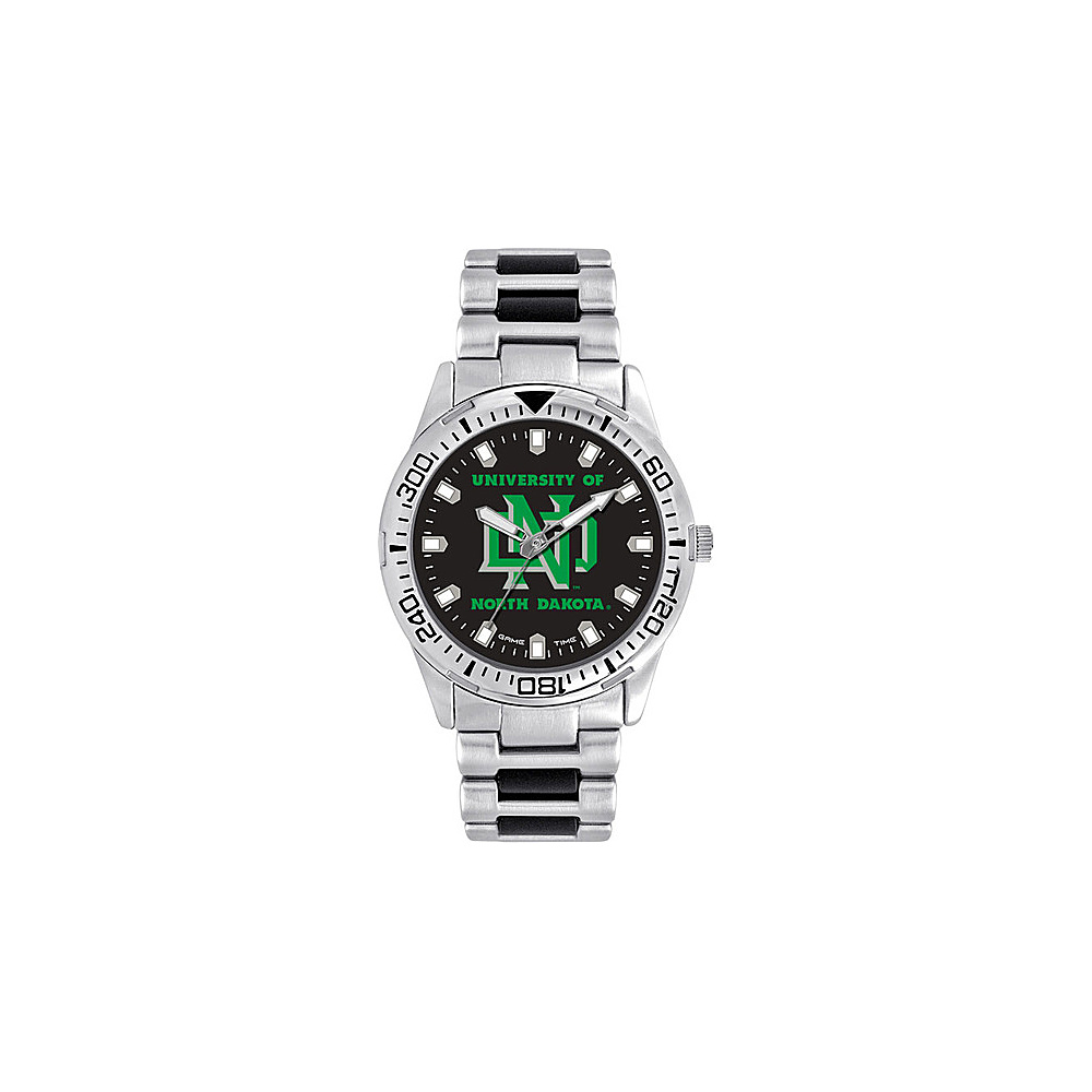 Game Time Mens Heavy Hitter College Watch University Of North Dakota - Game Time Watches