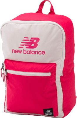New Balance Booker Jr. Backpack Pomegranate - New Balance Everyday Backpacks