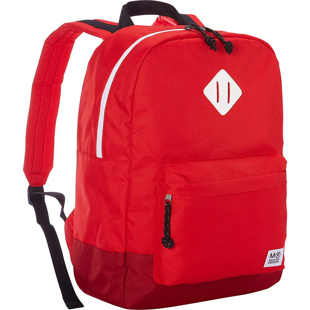 Miquelrius School Backpack Red Miquelrius Everyday Backpacks