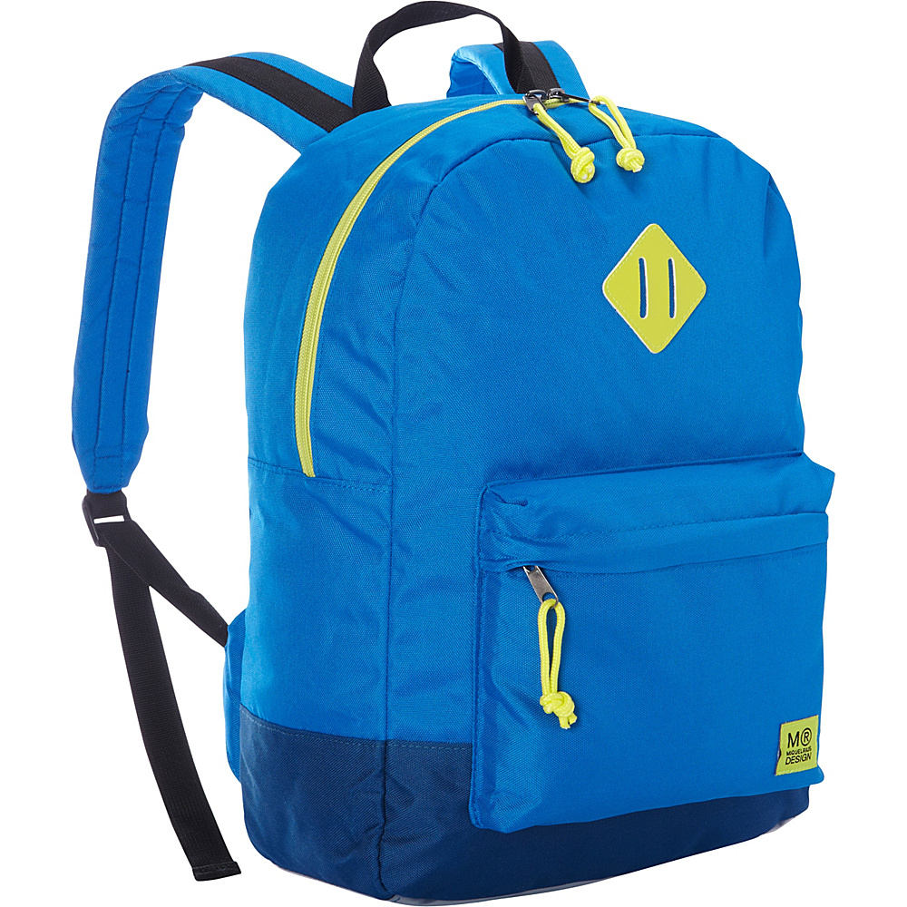 Miquelrius School Backpack Blue Miquelrius Everyday Backpacks