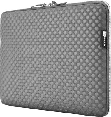 Booq Taipan Spacesuit 12 Laptop Sleeve Grey - Booq Electronic Cases