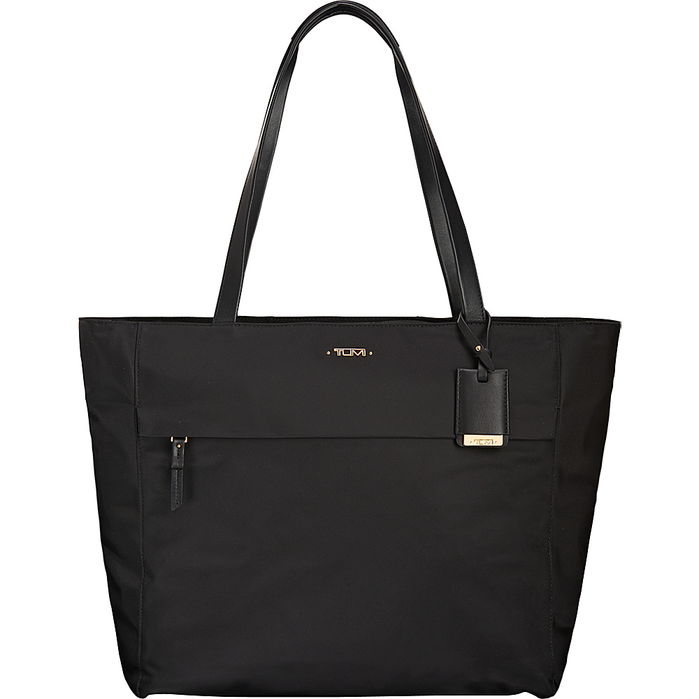 Tumi Voyageur M-Tote Black - Tumi Womens Business Bags - Work Bags & Briefcases, Women's Business Bags