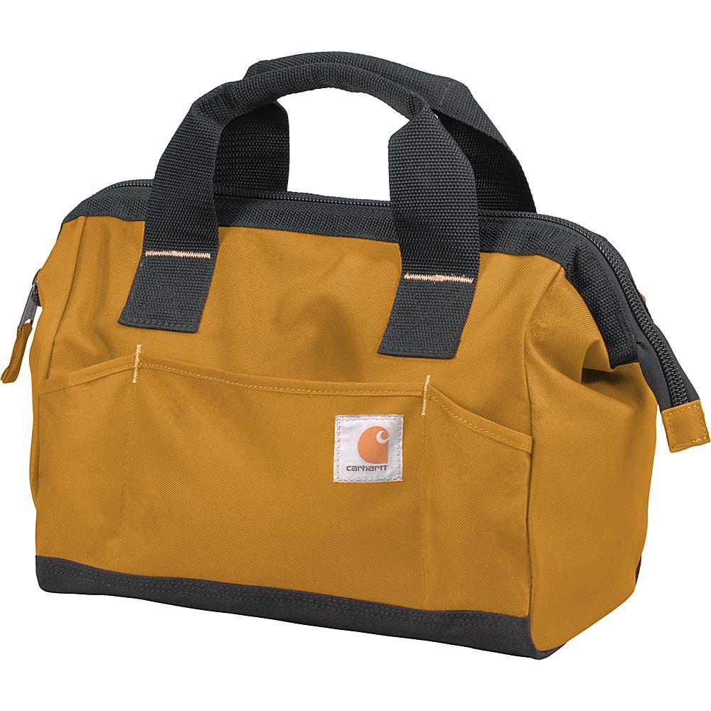 Carhartt Trade Series Medium Tool Bag Carhartt Brown Carhartt Travel Duffels