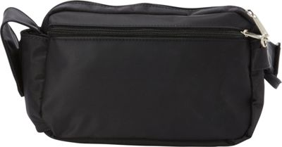 BeSafe by DayMakers RFID 3-Way Convertible Hiker Waistpack LX Black - BeSafe by DayMakers Waist Packs
