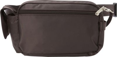 BeSafe by DayMakers RFID 3-Way Convertible Hiker Waistpack LX Espresso - BeSafe by DayMakers Waist Packs