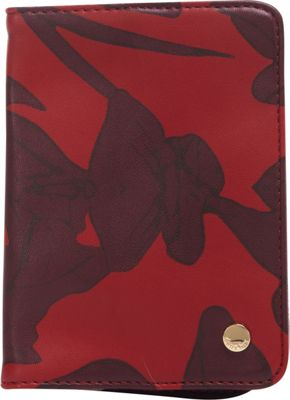 deux lux Eros Passport Red - deux lux Travel Wallets