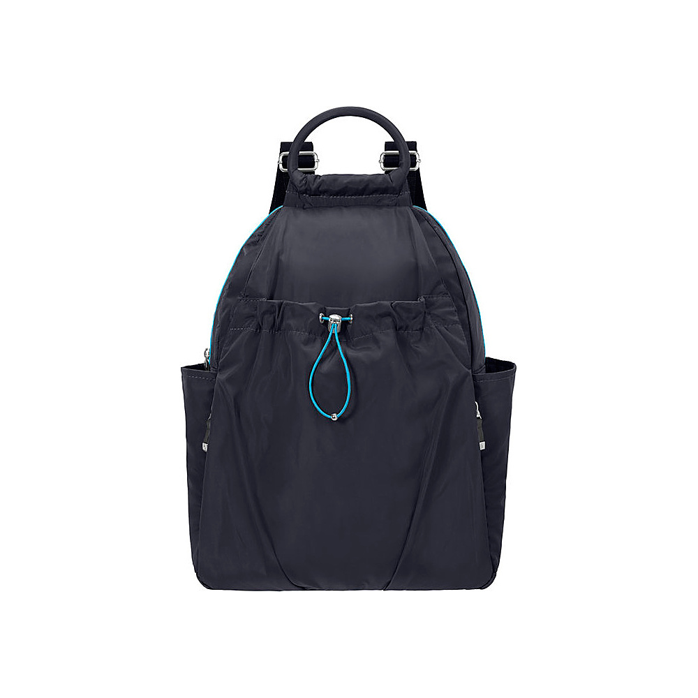 baggallini Center Backpack MIDNIGHT - baggallini Gym Bags - Sports, Gym Bags