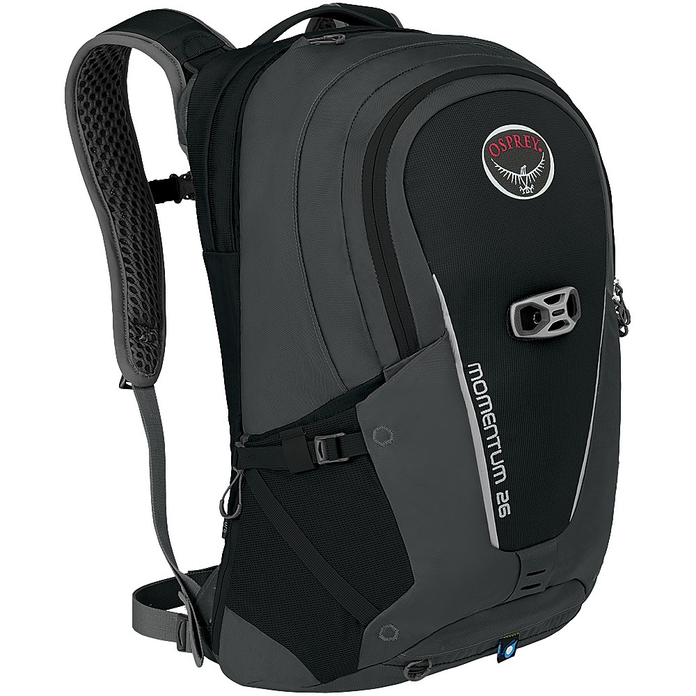 Osprey Momentum 26 Backpack Black - Osprey Business & Laptop Backpacks - Backpacks, Business & Laptop Backpacks