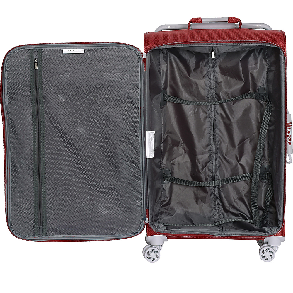 it luggage World's Lightest 8 Wheel 22