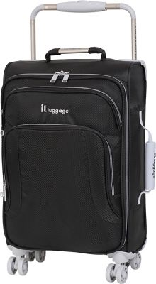 it luggage World's Lightest 8 Wheel 22 inch  Carry On RAVEN - it luggage Softside Carry-On