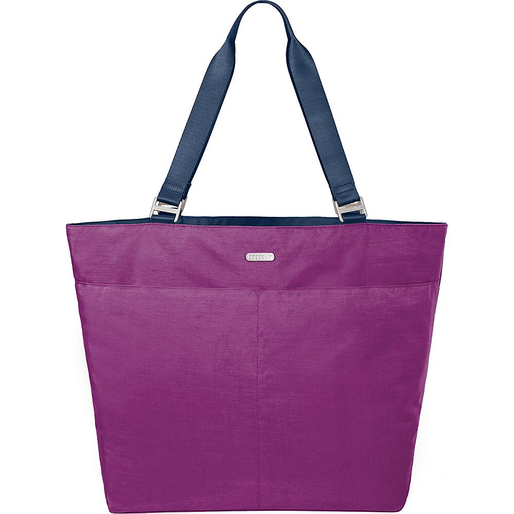 baggallini Carry All Tote - Retired Colors Magenta Multi - baggallini Fabric Handbags - Handbags, Fabric Handbags