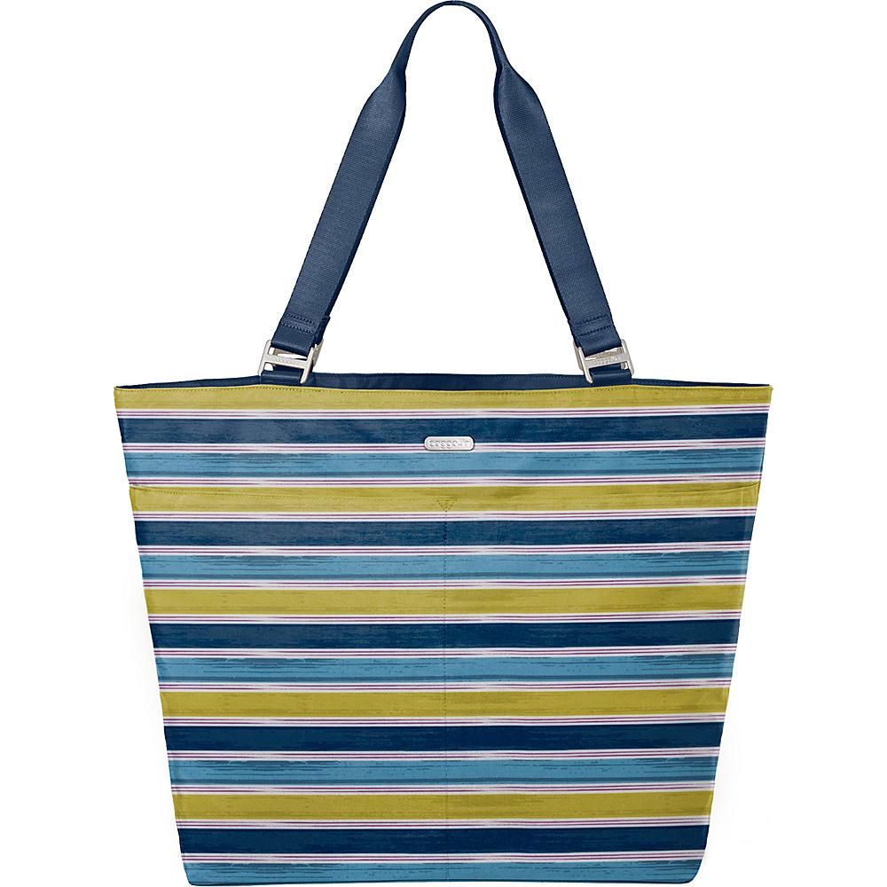 baggallini Carry All Tote - Retired Colors Tropical Stripe Multi - baggallini Fabric Handbags - Handbags, Fabric Handbags