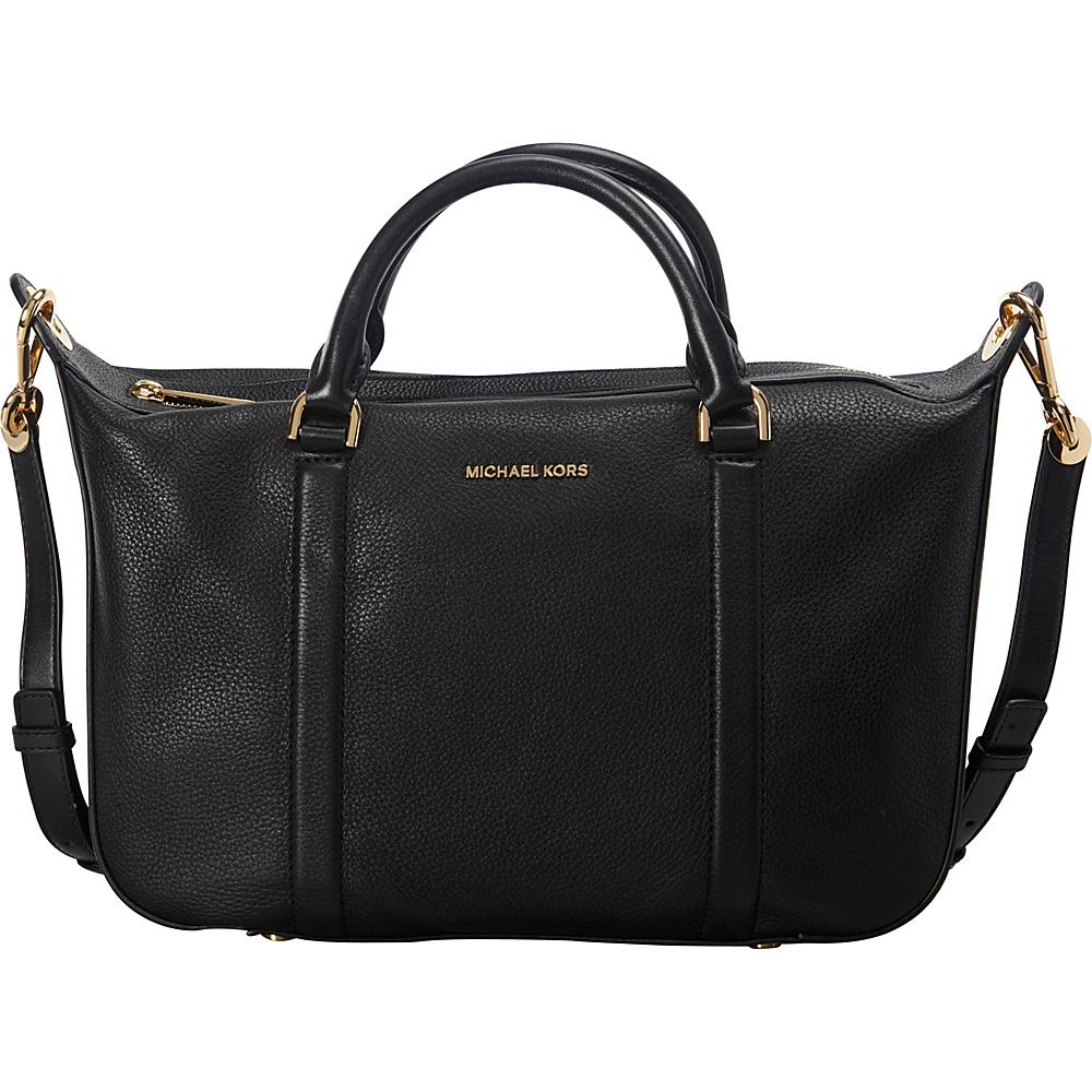 MICHAEL Michael Kors Raven Large Satchel Black MICHAEL Michael Kors Designer Handbags