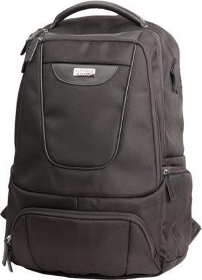 Numinous London SMART City Backpack 1401 Black - Numinous London Business & Laptop Backpacks