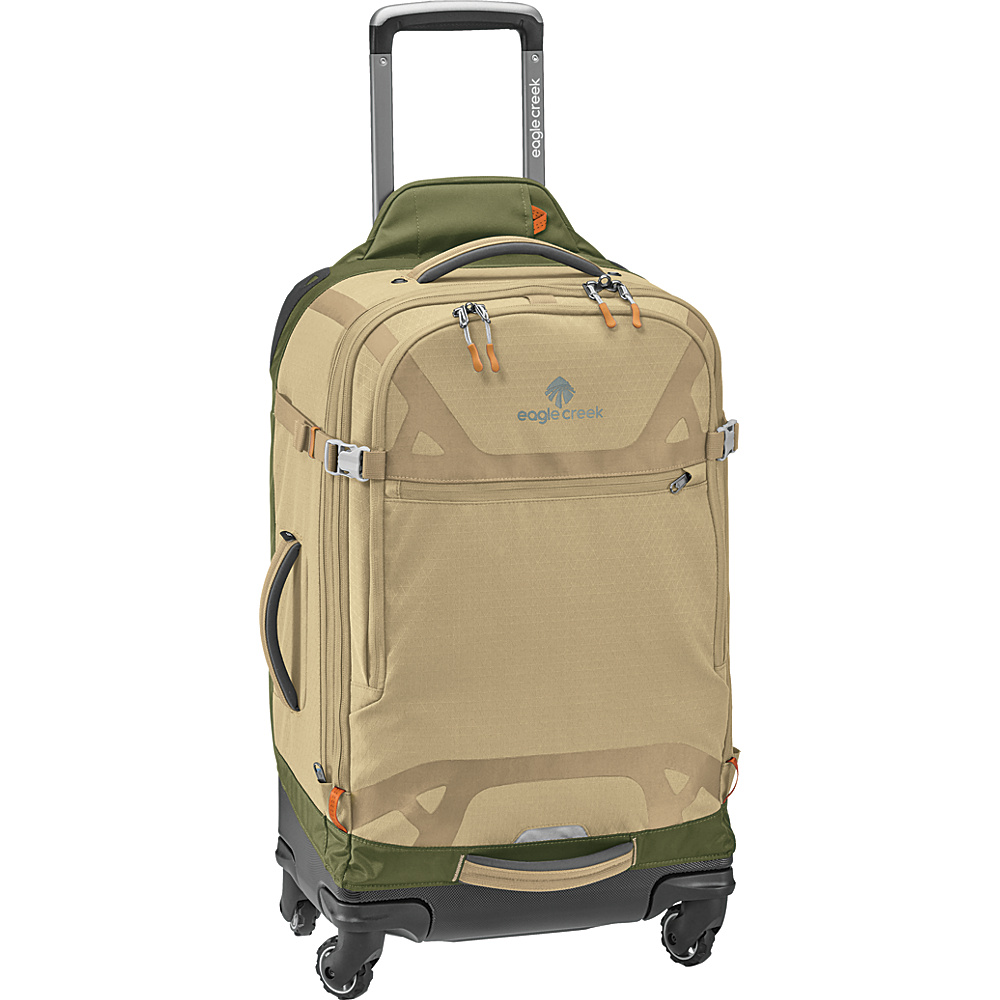 Eagle Creek Gear Warrior AWD 26 Tan/Olive - Eagle Creek Softside Checked - Luggage, Softside Checked