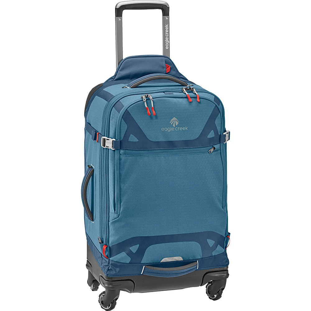 Eagle Creek Gear Warrior AWD 26 Smokey Blue - Eagle Creek Softside Checked - Luggage, Softside Checked