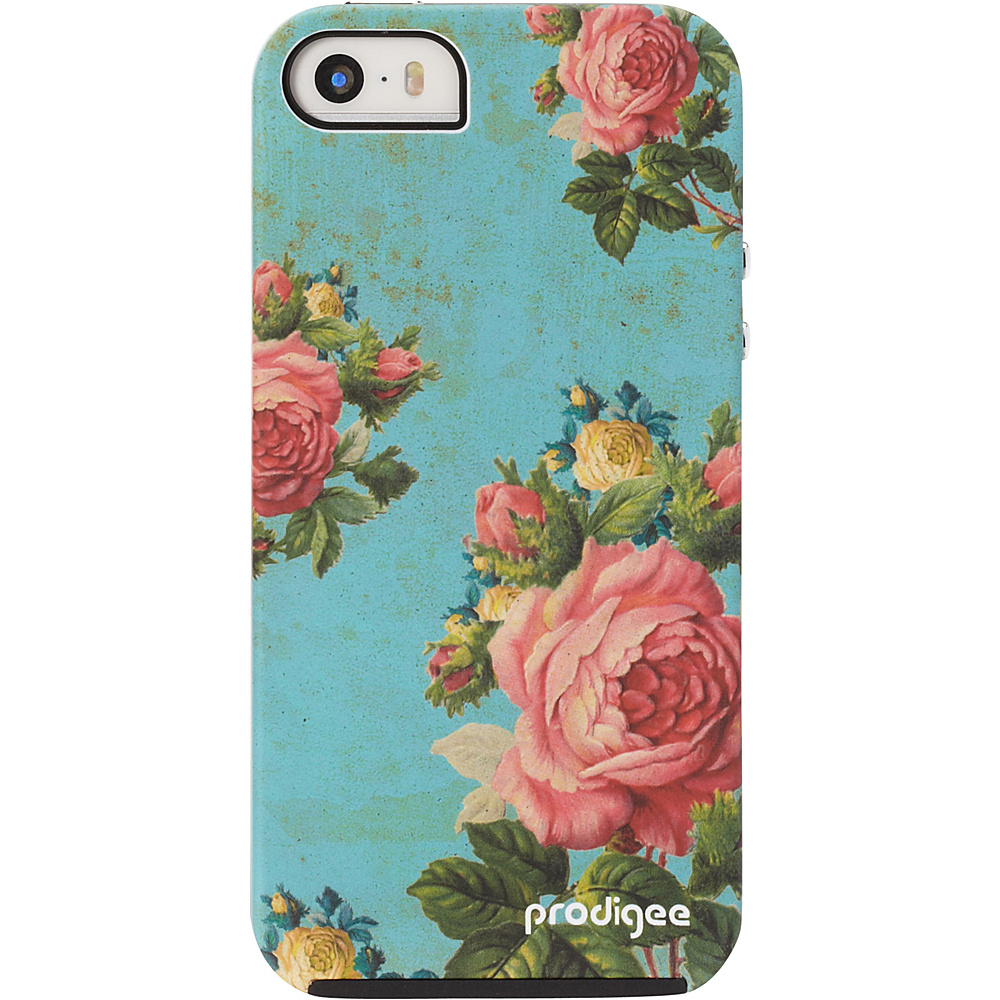 Prodigee Artee Case for iPhone 5 5s SE Bouquet Prodigee Electronic Cases