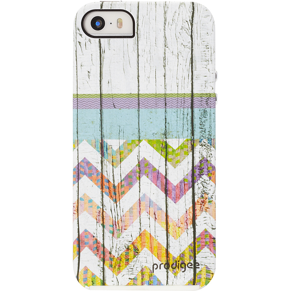 Prodigee Artee Case for iPhone 5 5s SE Chevron Prodigee Electronic Cases