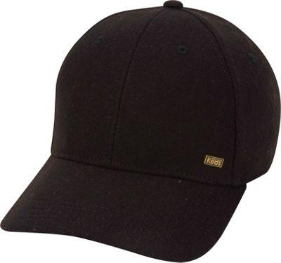 Keds Wool Baseball Cap Black - Keds Hats/Gloves/Scarves