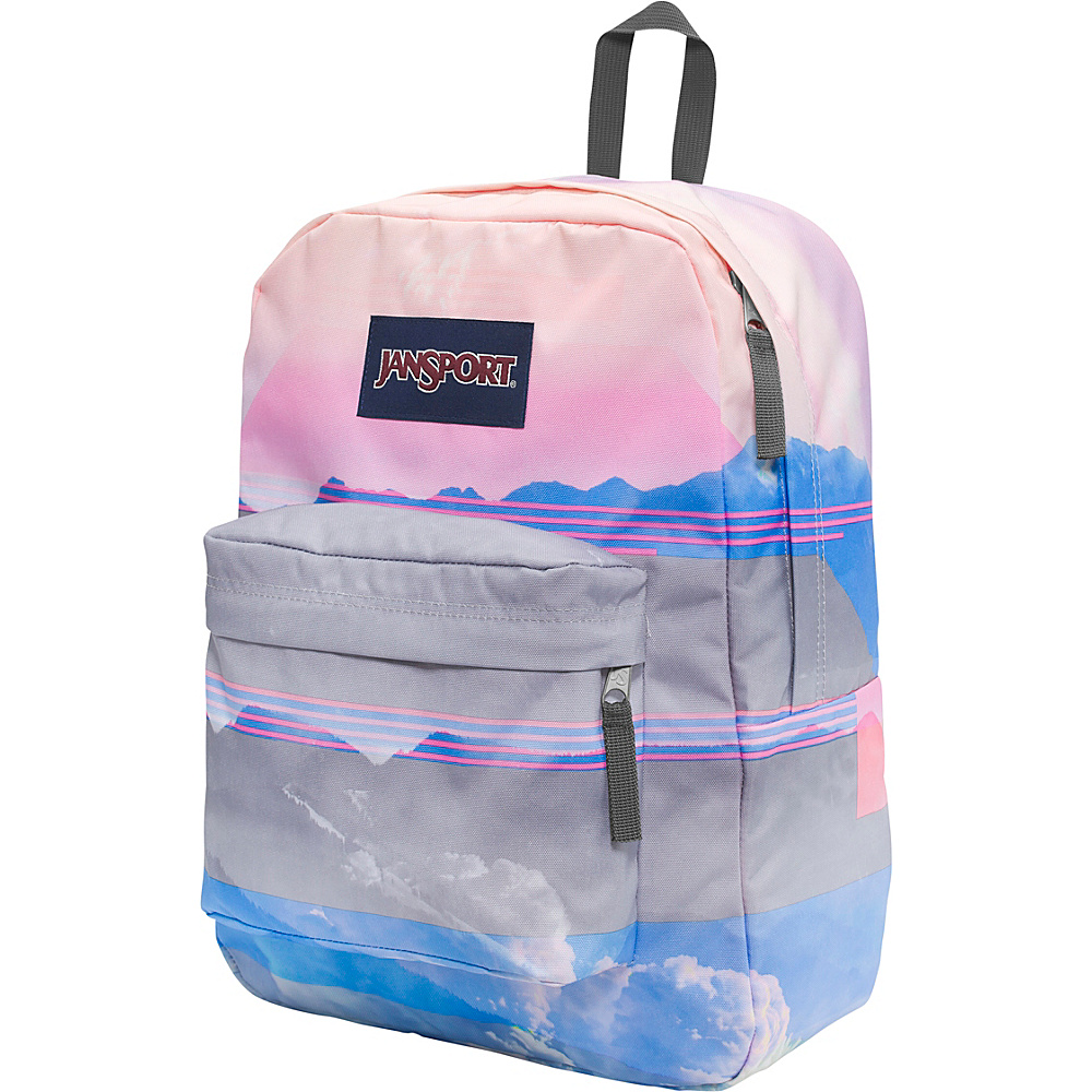JanSport High Stakes Backpack- Discontinued Colors Multi Linear Skies - JanSport Everyday Backpacks - Backpacks, Everyday Backpacks
