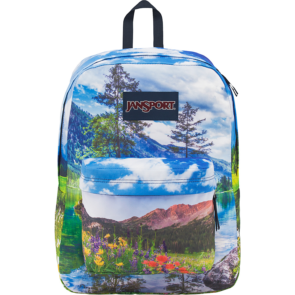 JanSport High Stakes Backpack- Sale Colors Hike in the Hills - JanSport Everyday Backpacks