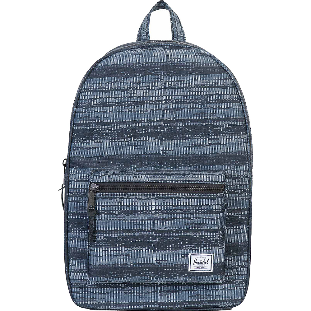 Herschel Supply Co. Settlement Laptop Backpack Discontinued Colors White Noise Herschel Supply Co. Business Laptop Backpacks