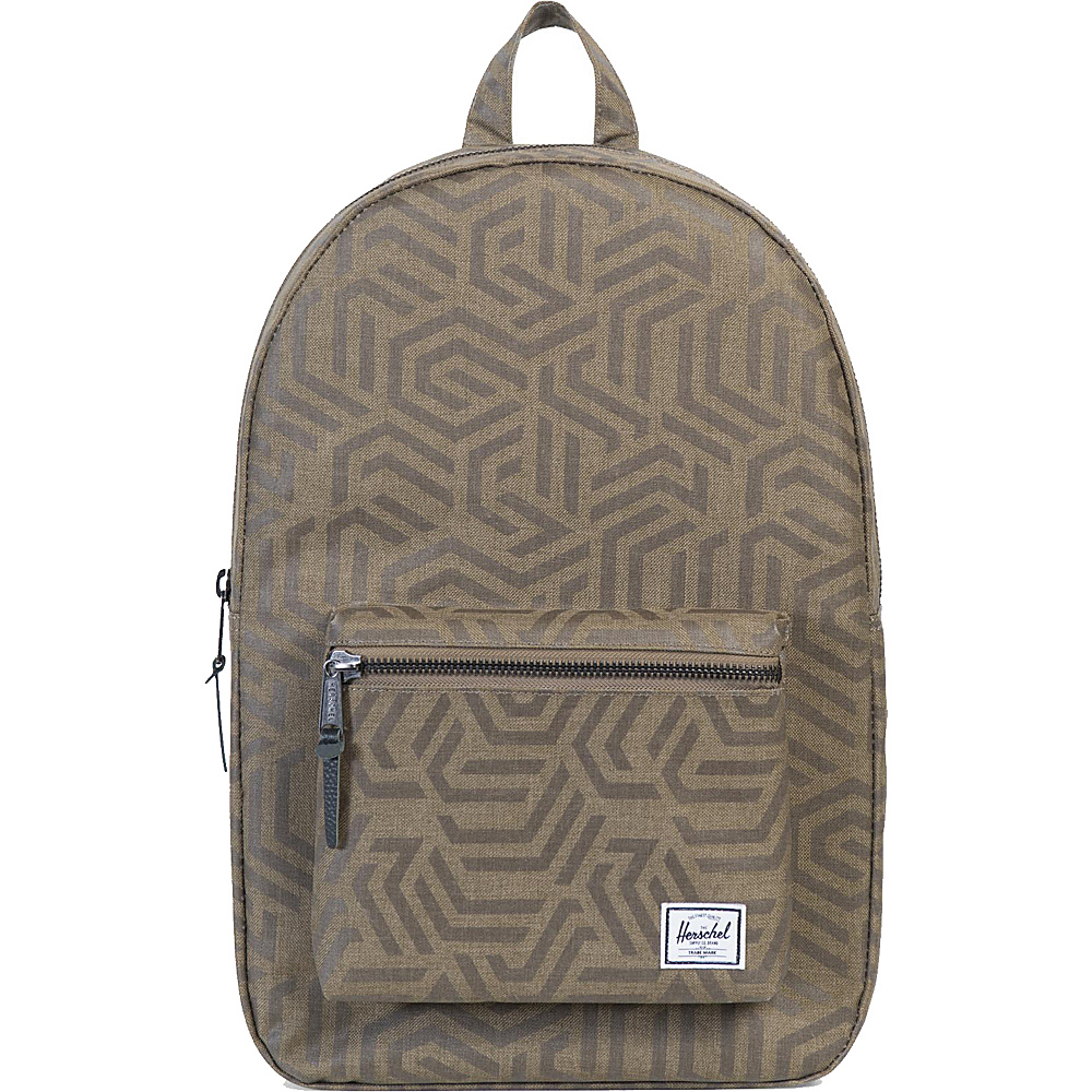 Herschel Supply Co. Settlement Laptop Backpack Discontinued Colors Metric Herschel Supply Co. Business Laptop Backpacks