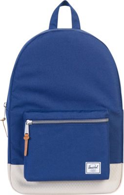 Herschel Supply Co. Settlement Laptop Backpack- Sale Colors Twilight Blue/Pelican - Herschel Supply Co. Business & Laptop Backpacks