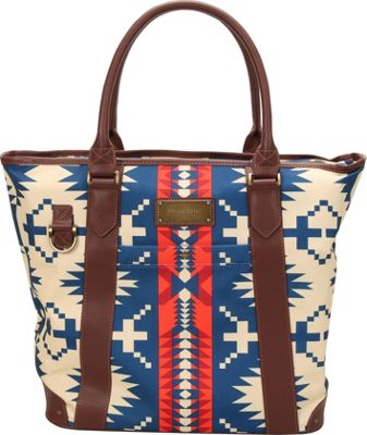 Pendleton Luggage Spider Rock 20 inch Travel Tote Navy - Pendleton Luggage Luggage Totes and Satchels