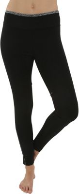 Electric Yoga Reflective Mesh Legging XS/S - Black/Grey - Electric Yoga Women's Apparel