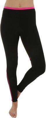 Electric Yoga Reflective Mesh Legging XS/S - Black/Hot Pink - Electric Yoga Women's Apparel 10473824