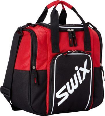 Swix Soft Wax Pack Tool Case Red - Swix Ski and Snowboard Bags