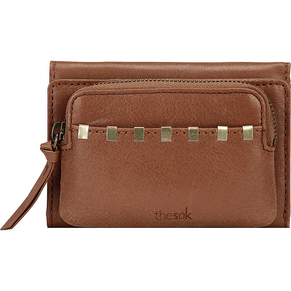 The Sak Sanibel Trifold Wallet Tobacco Staples The Sak Women s Wallets