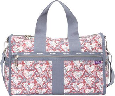 LeSportsac LeSportsac Made with Liberty Art Fabrics Weekender Amy Jane - LeSportsac Travel Duffels