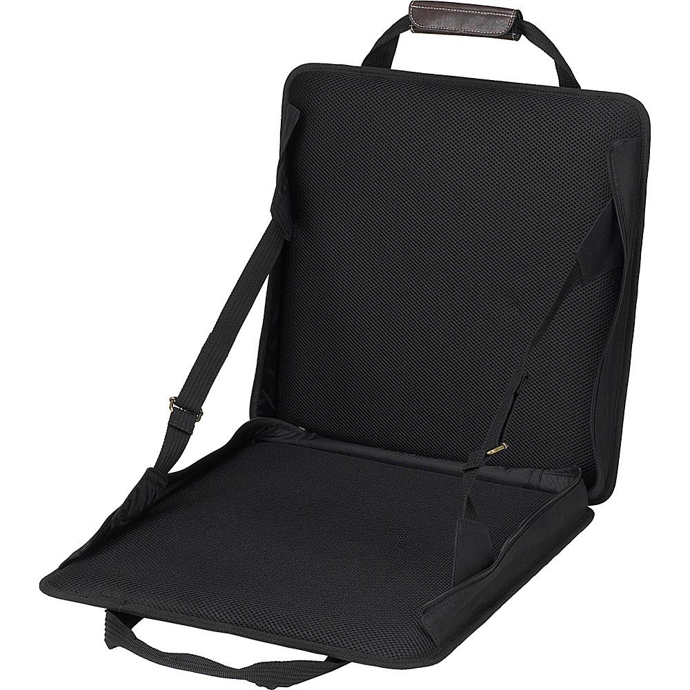 Picnic at Ascot Portable Adjustable Reclining Seat Black - Picnic at Ascot Outdoor Accessories - Outdoor, Outdoor Accessories