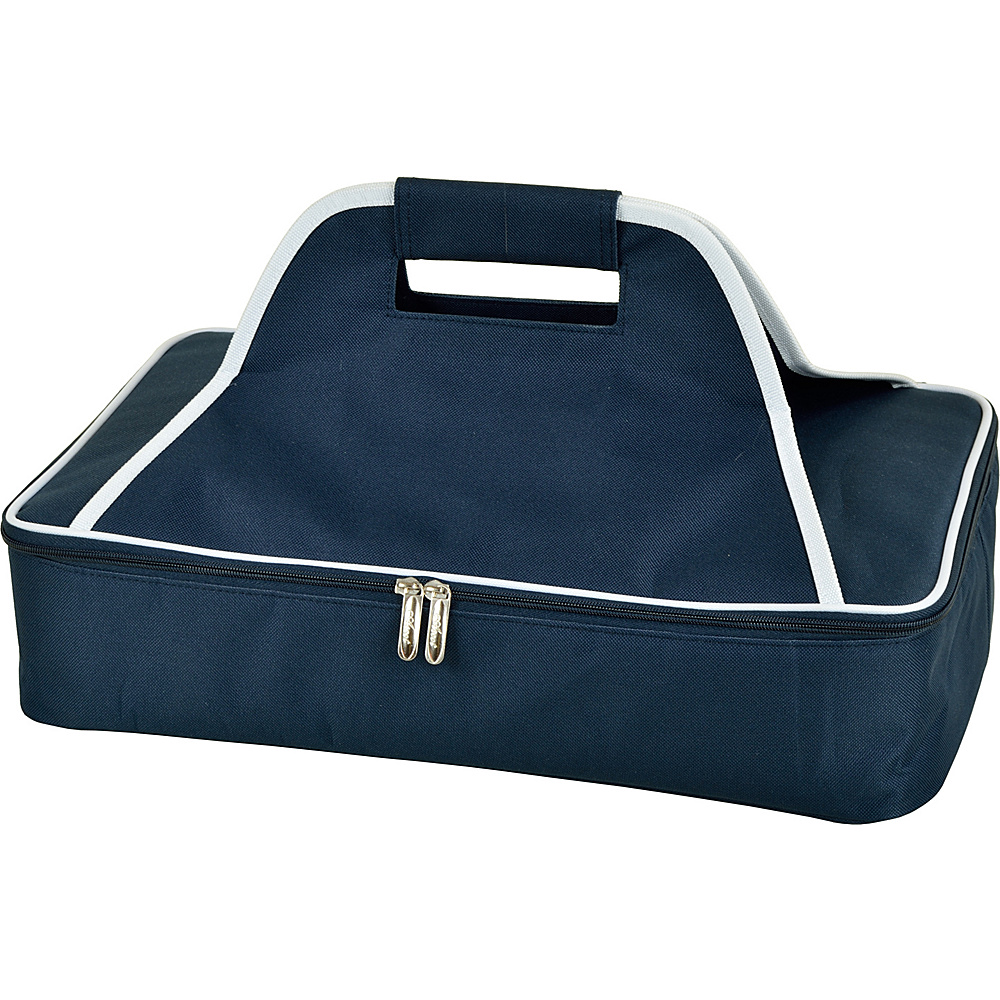 Picnic at Ascot Insulated Casserole Carrier to keep Food Hot or Cold Navy - Picnic at Ascot Outdoor Accessories - Outdoor, Outdoor Accessories