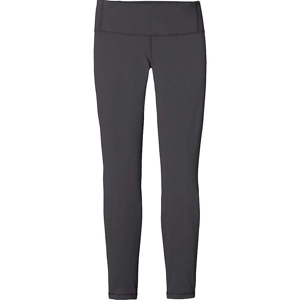 Patagonia Womens Centered Tights XL - Forge Grey - Patagonia Womens Apparel - Apparel & Footwear, Women's Apparel