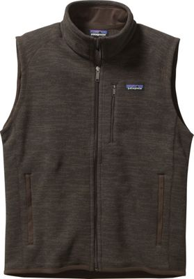 Patagonia Mens Better Sweater Vest L - Dark Walnut - Patagonia Men's Apparel